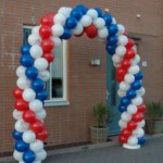 Ballonboog_Holland_rood_wit_blauw