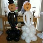 Balloncreatie_bruidspaar_bruidegom_bruid