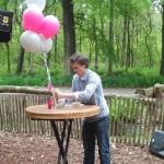 Helium_ballonnen_tafeldecoratie_heliumballonnen_roze_wit
