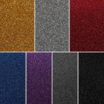 Chique luxe glitter lopers in 7 mooie kleuren!